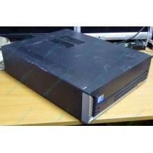 Компьютер Intel Core 2 Quad Q8400 (4x2.66GHz) /2Gb DDR3 /250Gb /ATX 250W Slim Desktop (Елец)