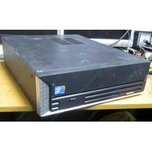 Лежачий четырехядерный компьютер Intel Core 2 Quad Q8400 (4x2.66GHz) /2Gb DDR3 /250Gb /ATX 250W Slim Desktop (Елец)