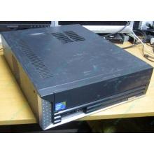 Лежачий четырехядерный системный блок Intel Core 2 Quad Q8400 (4x2.66GHz) /2Gb DDR3 /250Gb /ATX 300W Slim Desktop (Елец)