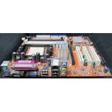 Материнская плата WinFast 6100K8MA-RS socket 939 (Елец)