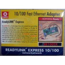 Сетевой адаптер Compex RE100TX/WOL PCI (Елец)