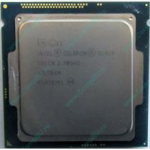 Процессор Intel Celeron G1820 (2x2.7GHz /L3 2048kb) SR1CN s.1150 (Елец)