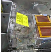 Прозрачная пластиковая крышка HP 337267-001 для подачи воздуха к CPU в ML370 G4 (Елец)