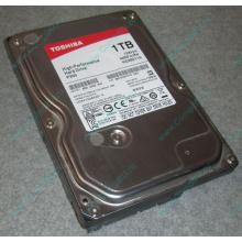 Дефектный жесткий диск 1Tb Toshiba HDWD110 P300 Rev ARA AA32/8J0 HDWD110UZSVA (Елец)