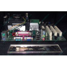 Комплект: плата Intel D845GLAD с процессором Intel Pentium-4 1.8GHz s.478 и памятью 512Mb DDR1 Б/У (Елец)