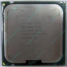 Процессор Intel Celeron D 331 (2.66GHz /256kb /533MHz) SL8H7 s.775 (Елец)